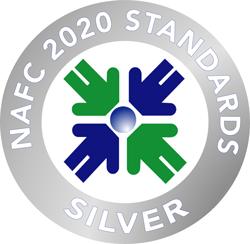 NAFC Badge